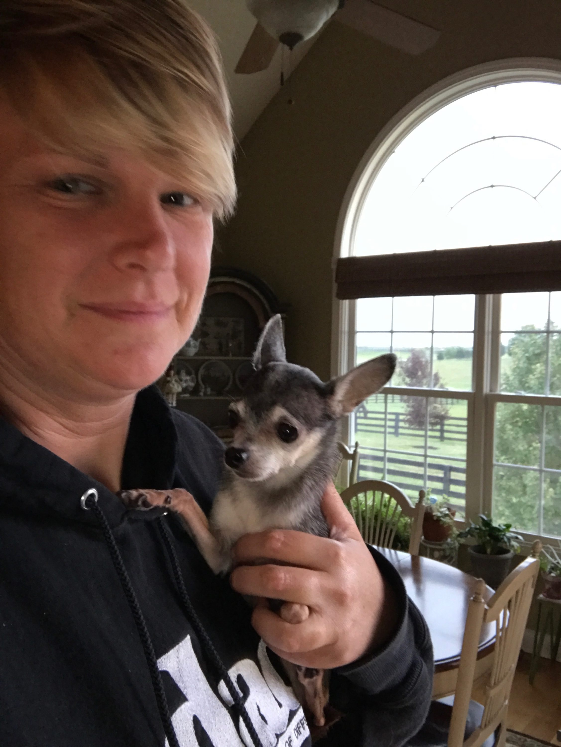 What is the BEST part of being a Pet Sitter?